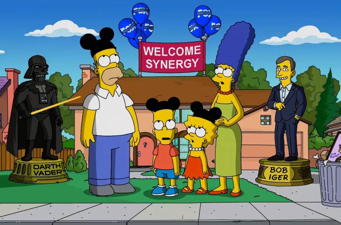 I Simpson approdano su Disney+