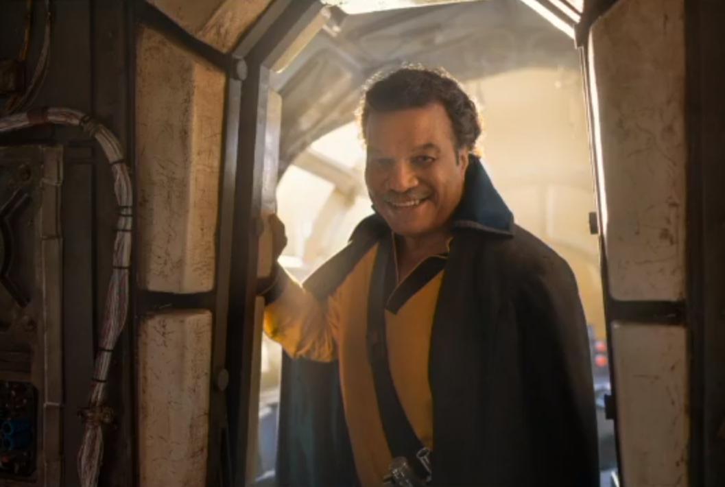 Star Wars: Episode IX, la prima foto di Lando Calrissian