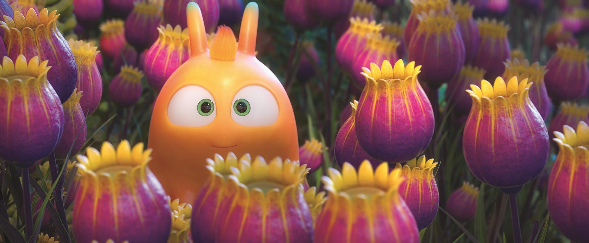 A Spasso con Willy: una sequenza del film animato