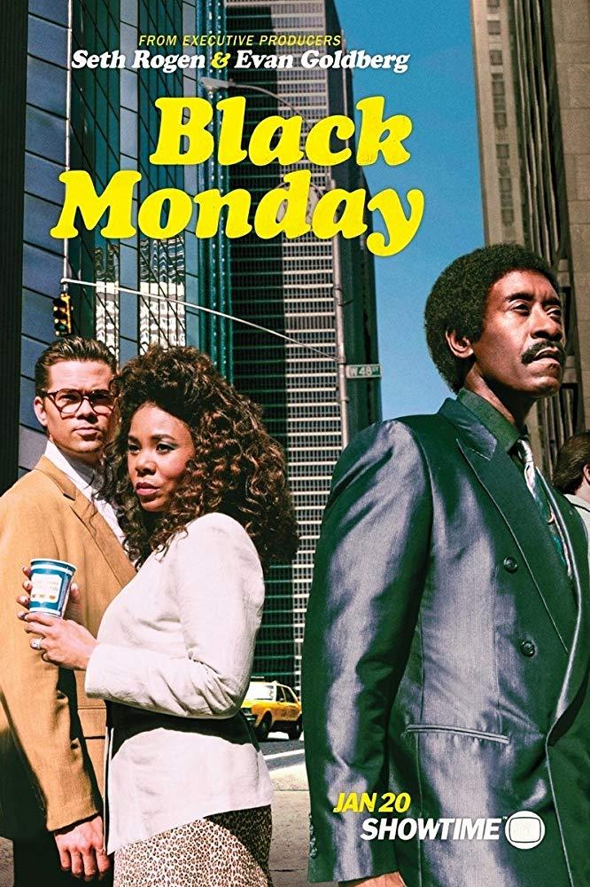 Locandina di Black Monday