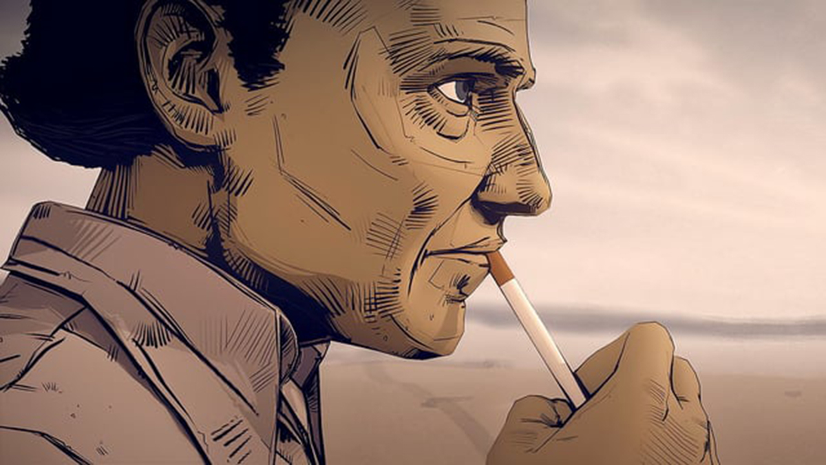 Ancora un giorno: una delle immagini animate del film
