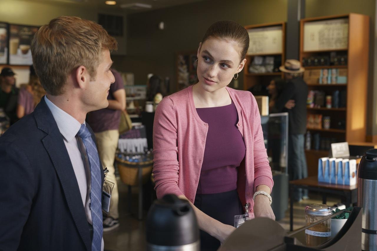 Bosch: Madison Lintz in una foto della quinta stagione