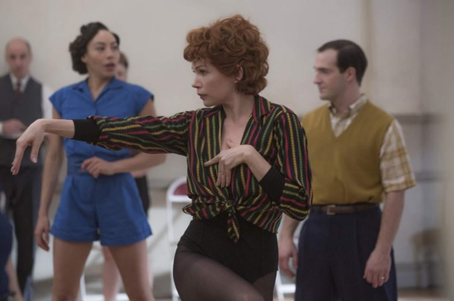 Fosse/Verdon: una scena della serie con Michelle Williams