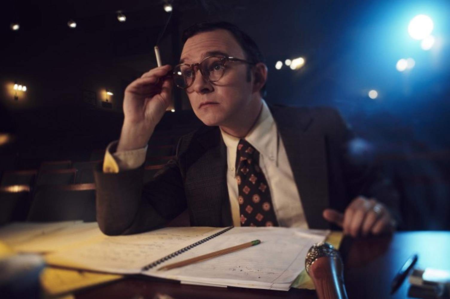 Fosse/Verdon: Nate Corddry in una scena