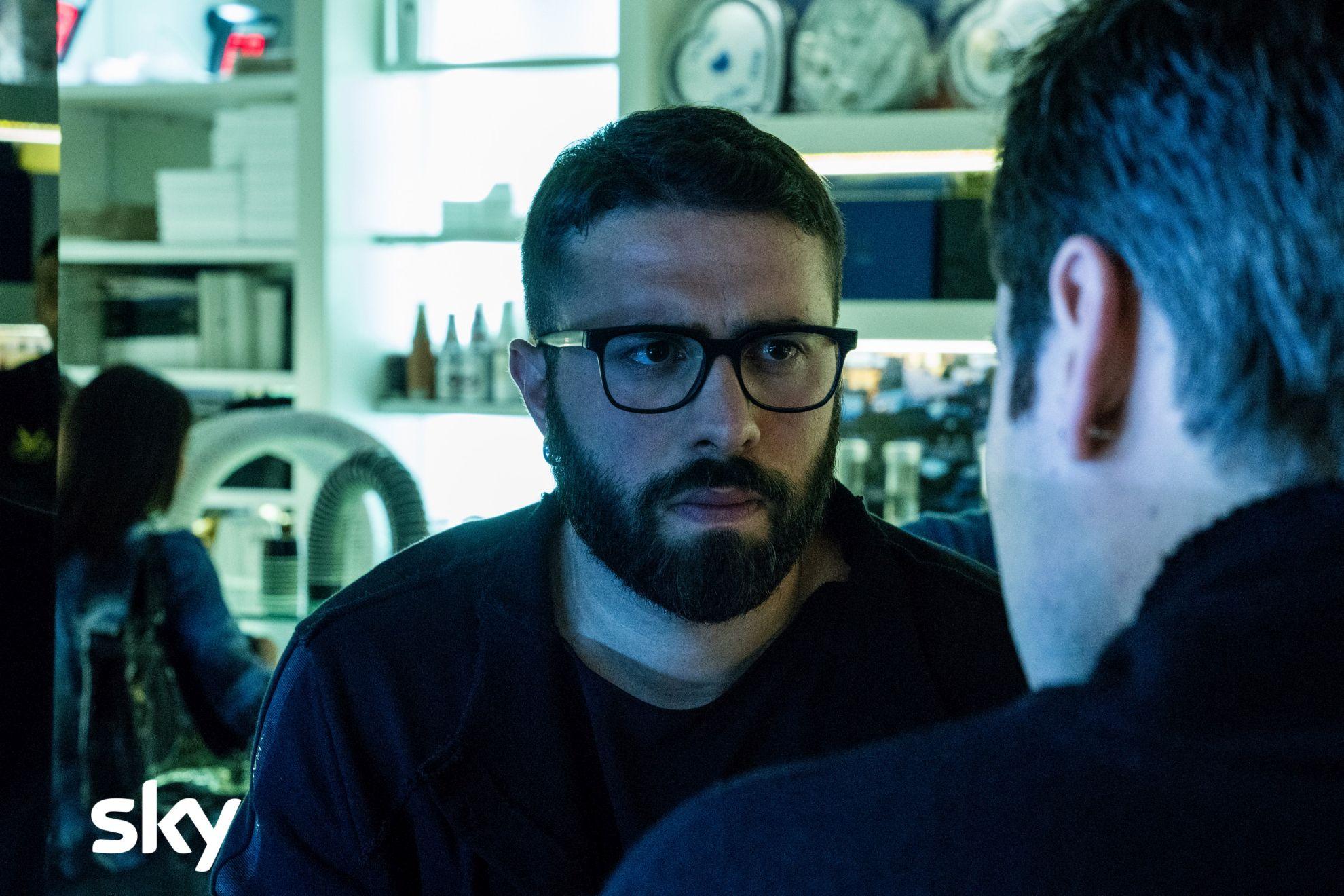 Gomorra La Serie: una scena del settimo episodio della quarta stagione