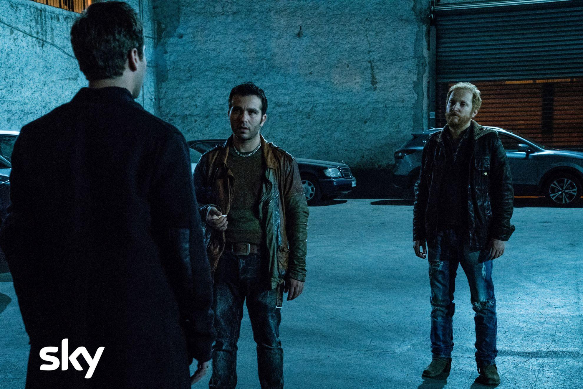 Gomorra La Serie: un'immagine del settimo episodio della quarta stagione