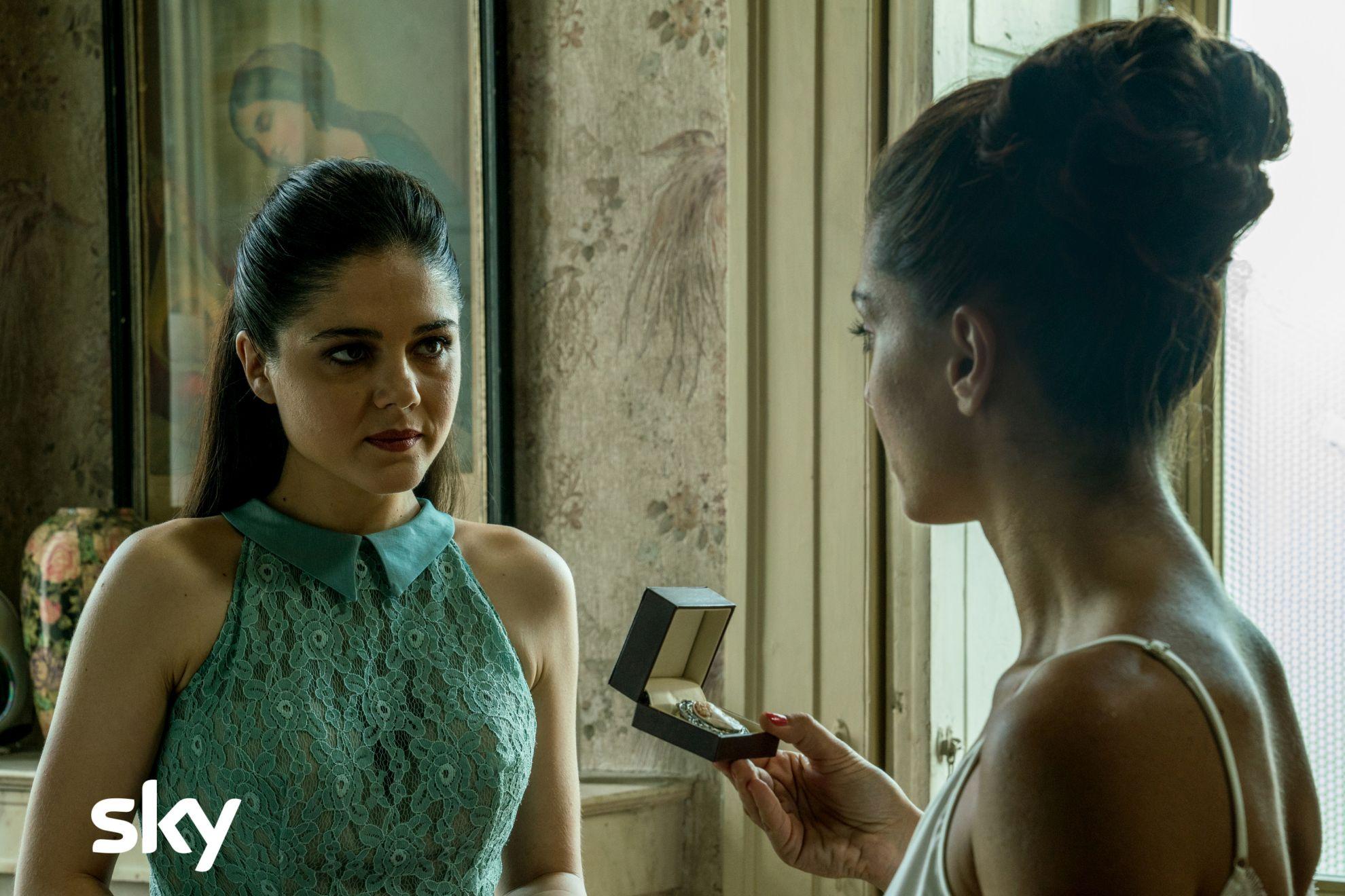 Gomorra - La Serie: una sequenza dell'ottavo episodio della quarta stagione