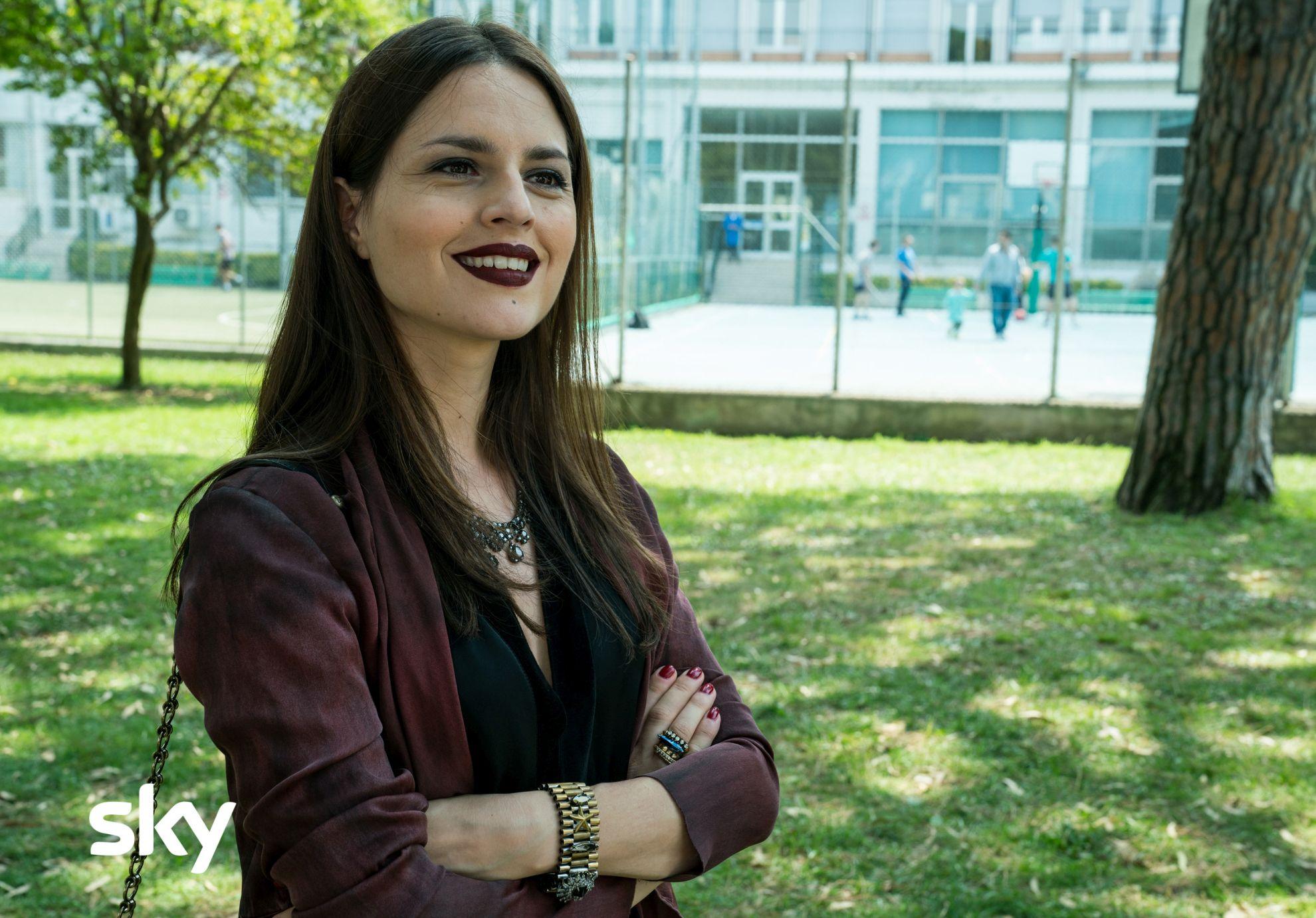 Gomorra - La Serie: Ivana Lotito nell'ottavo episodio della quarta stagione