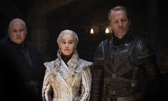 Il Trono di Spade 8x02: una foto di Daenerys