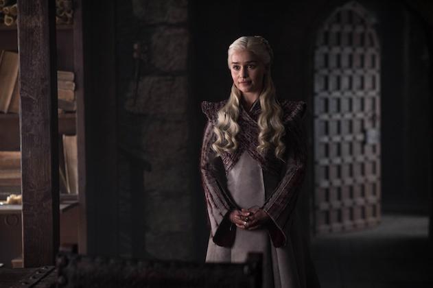 Il Trono di Spade 8x02: una foto di Emilia Clarke