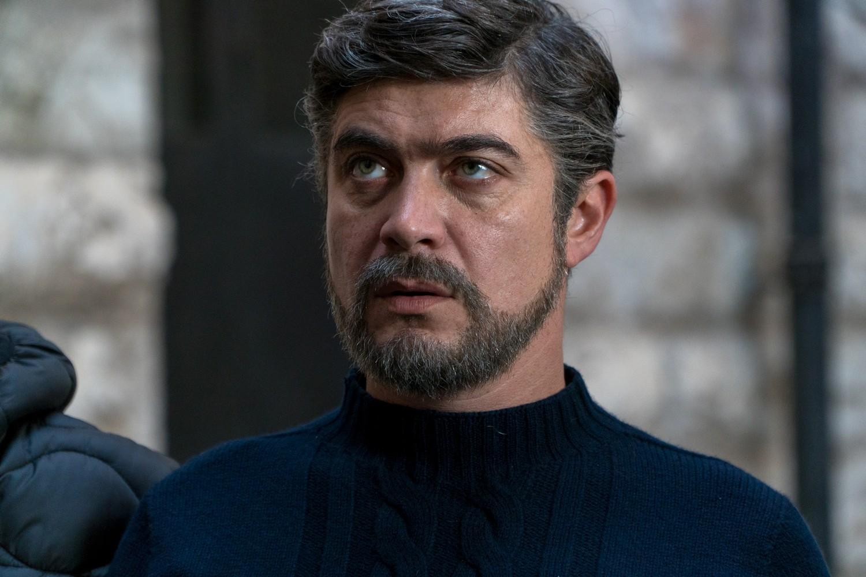 Non sono un assassino: un primo piano di Riccardo Scamarcio