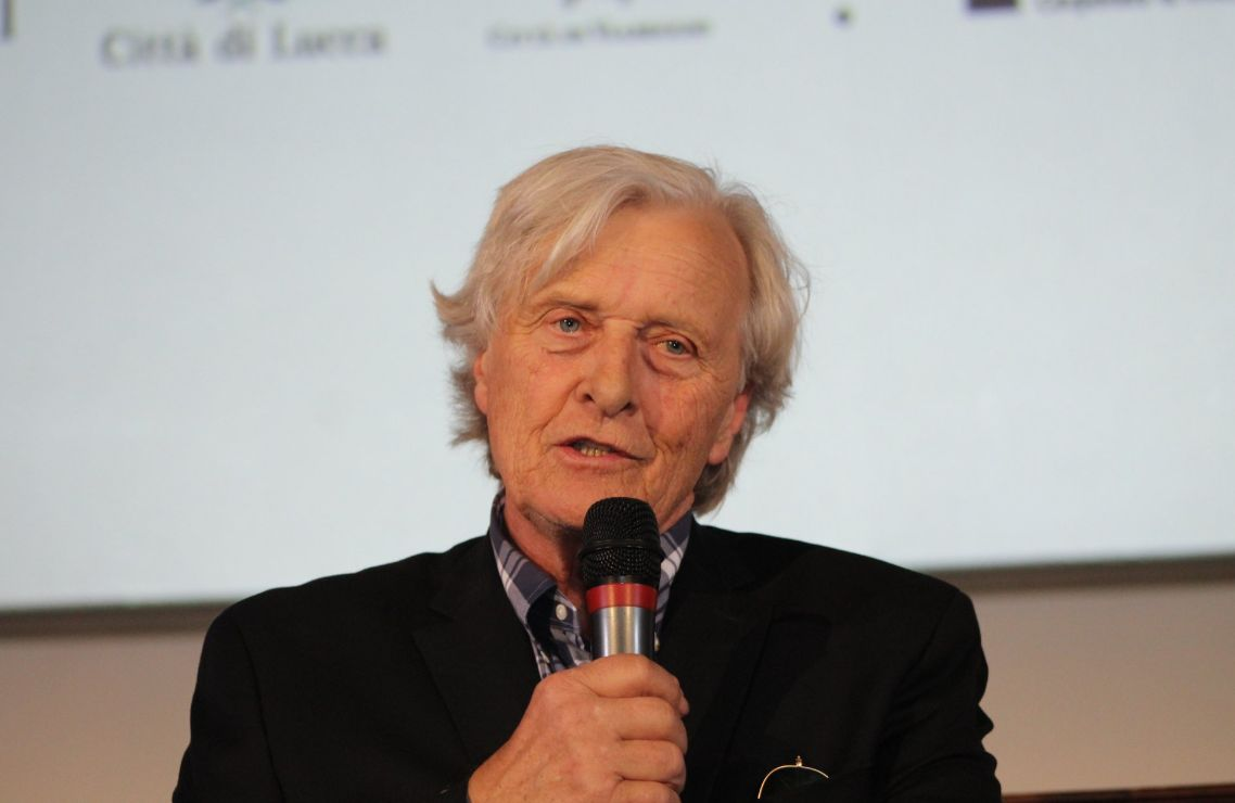 Rutger Hauer incontra il pubblico al Lucca Film Festival 2019