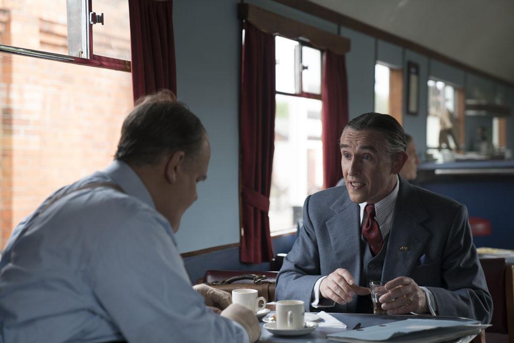 Stanlio e Ollio: una scena con Steve Coogan