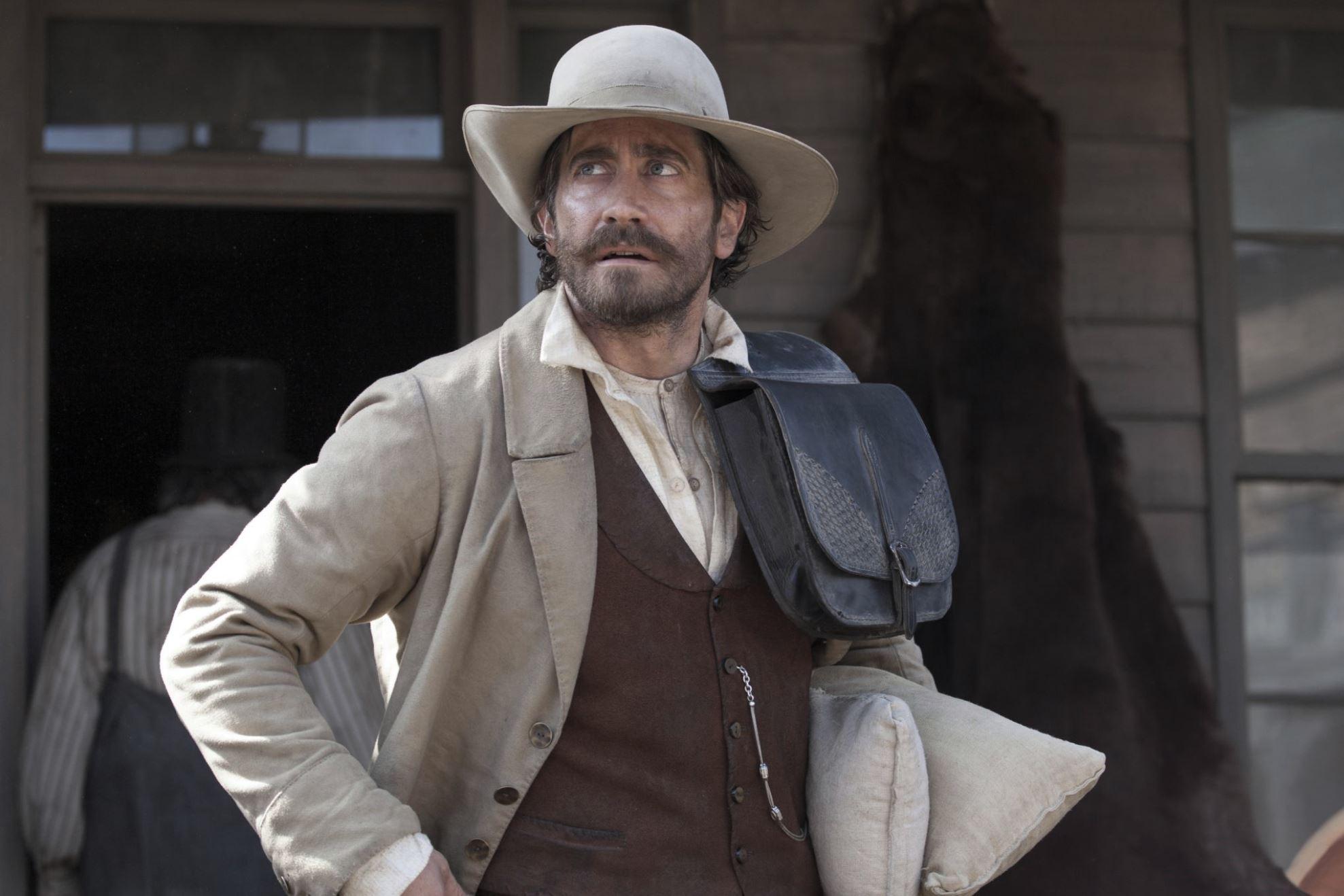 I fratelli Sisters: Jake Gyllenhaal in una scena del western