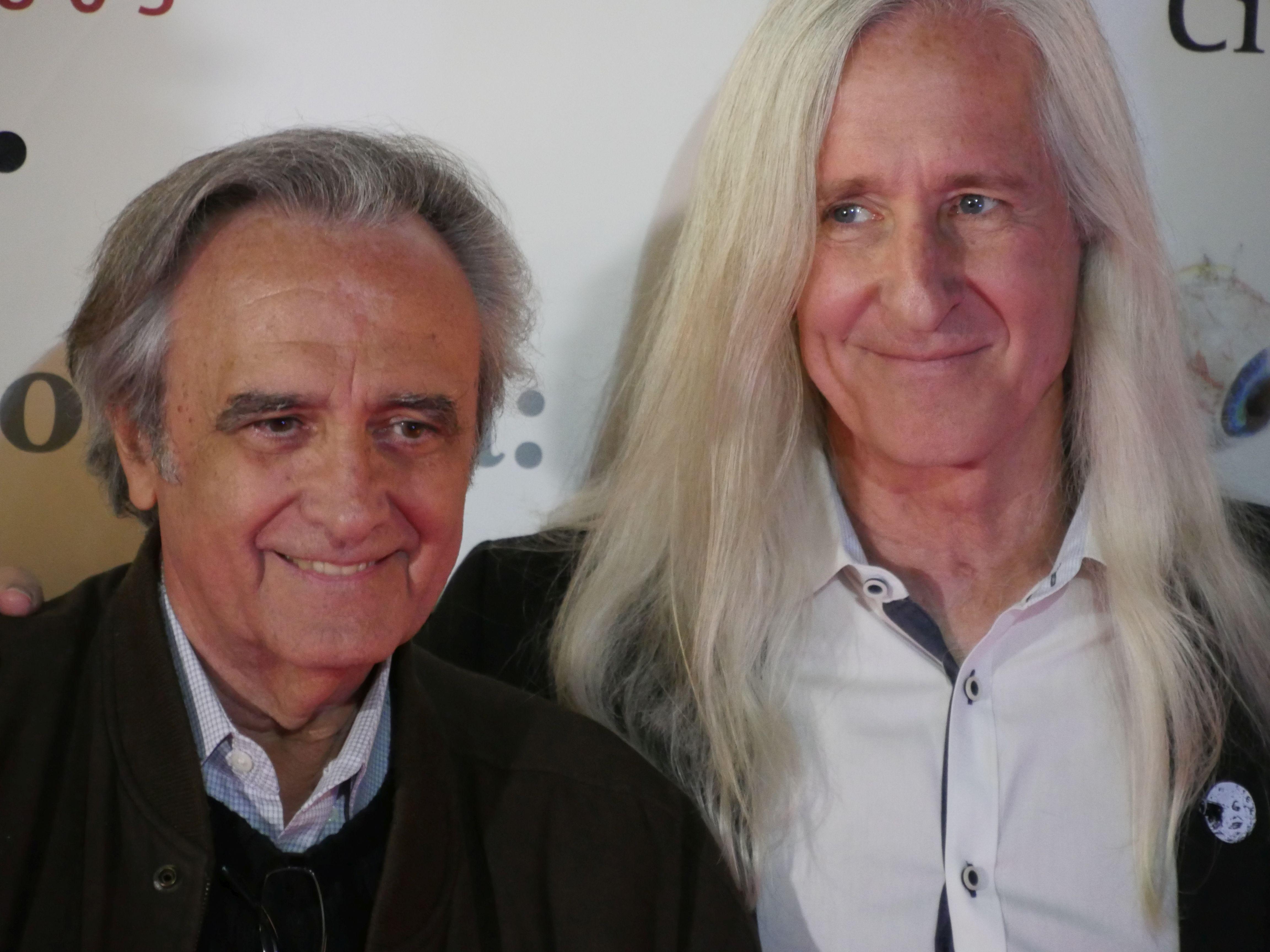 Joe Dante e Mick Garris al Lucca Film Festival ed Europa Cinema 2019