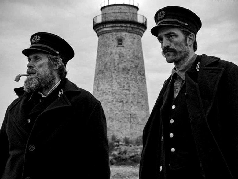 The Lighthouse: Robert Pattinson e Willem Dafoe nella prima foto