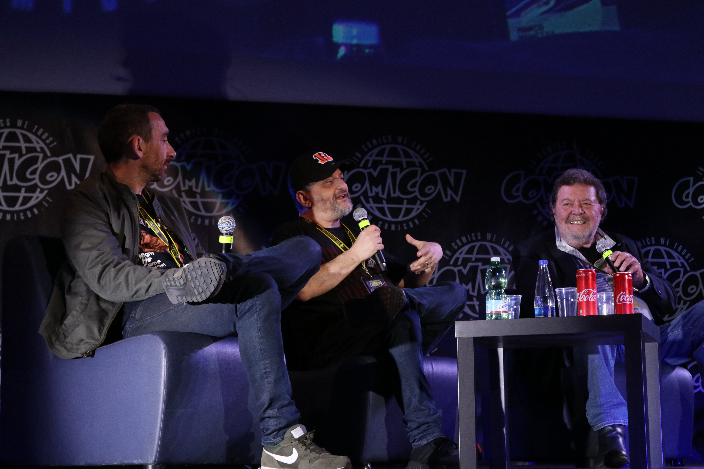 Comicon 2019: Antonio e Marco Manetti alla manifestazione
