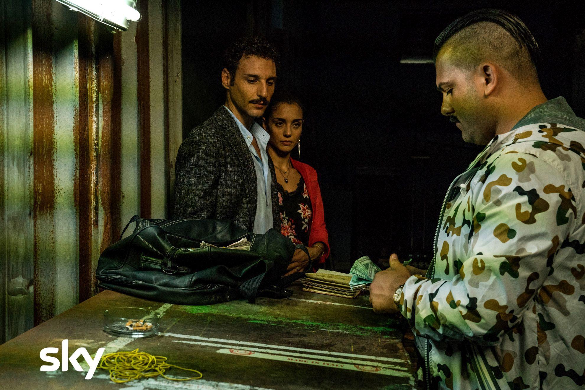 Gomorra - La Serie: una scena del decimo episodio, quarta stagione
