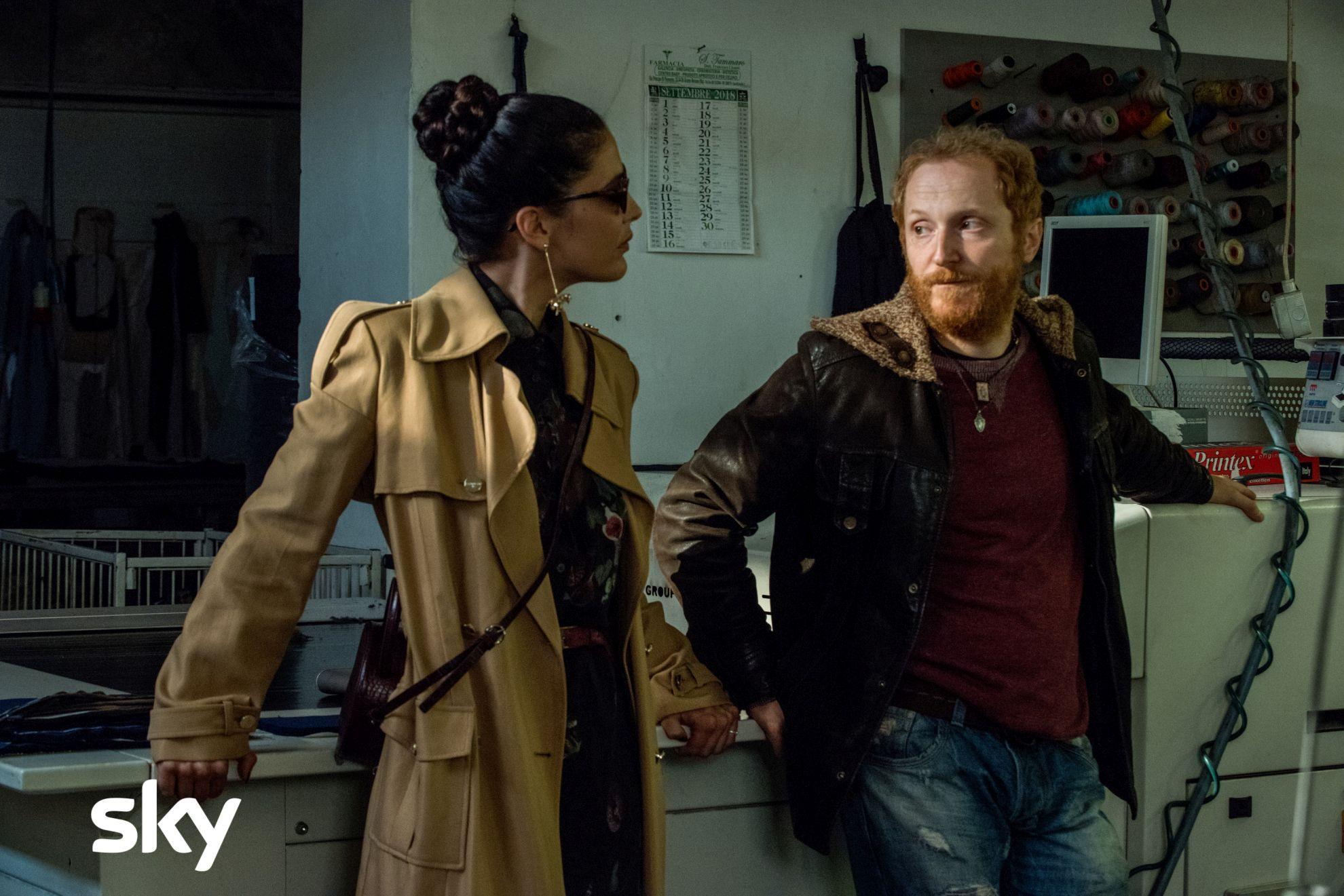 Gomorra - La Serie: una foto del decimo episodio della quarta stagione
