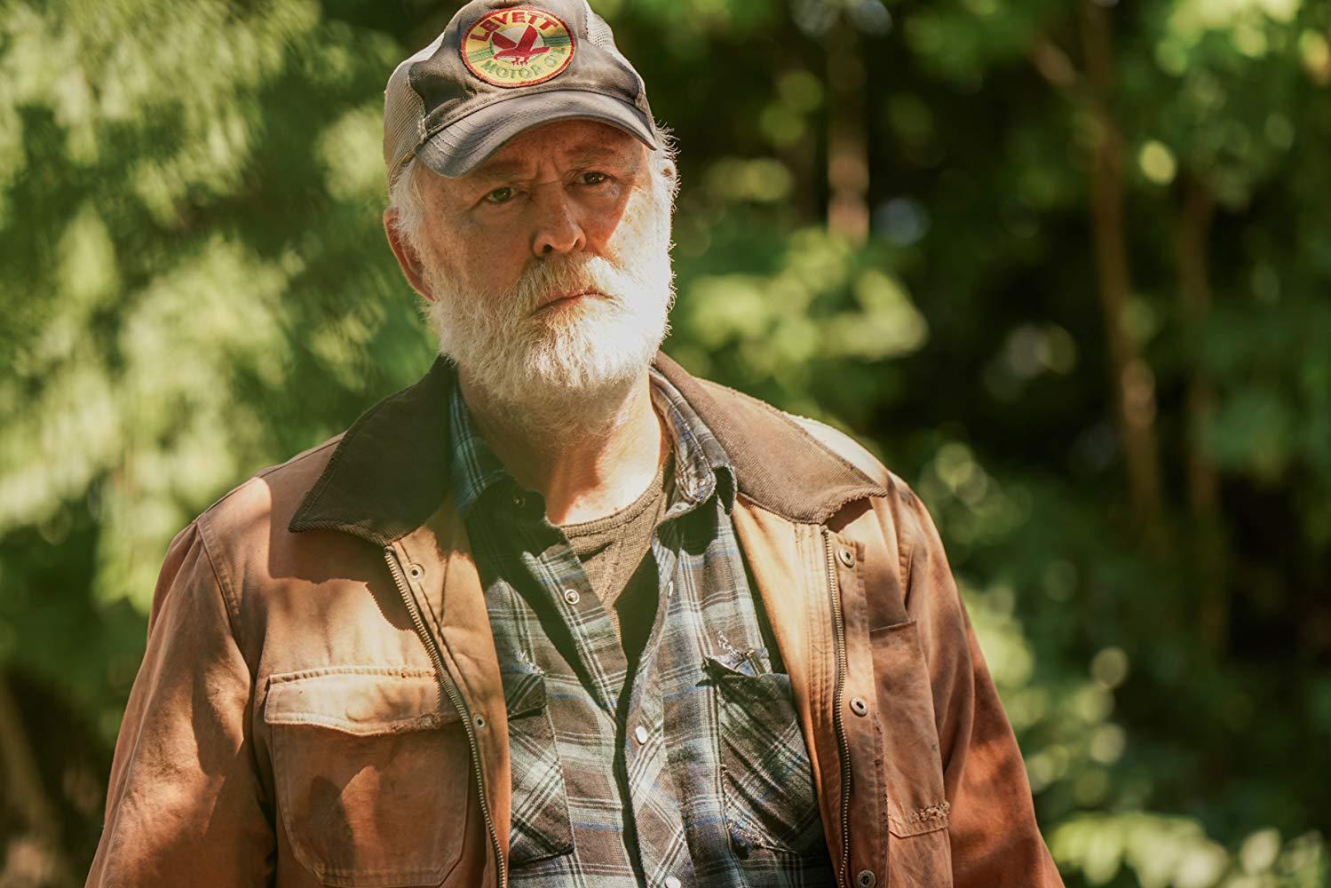 Pet Sematary: John Lithgow durante una scena del film
