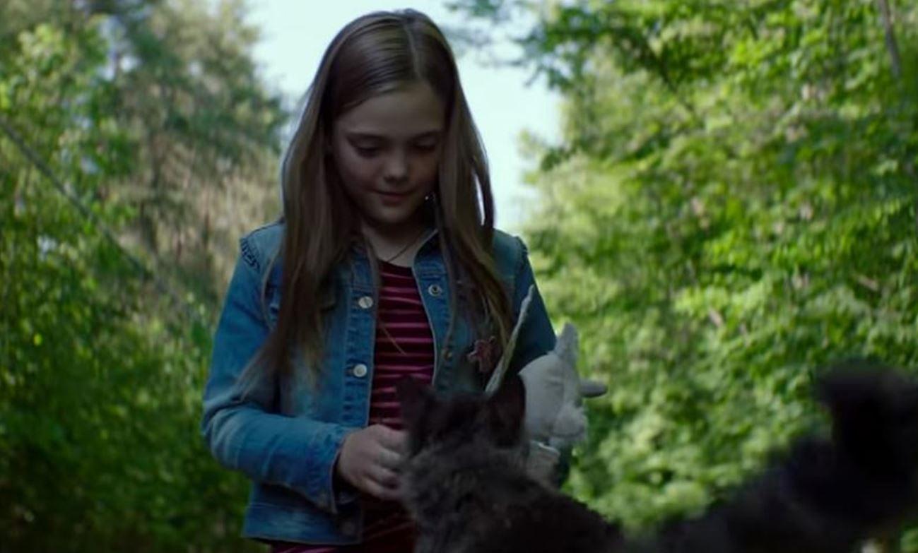 Pet Sematary: Jeté Laurence in una scena del film
