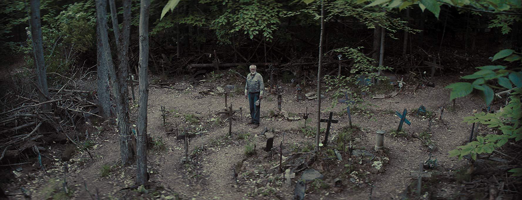 Pet Sematary: un'immagine del film