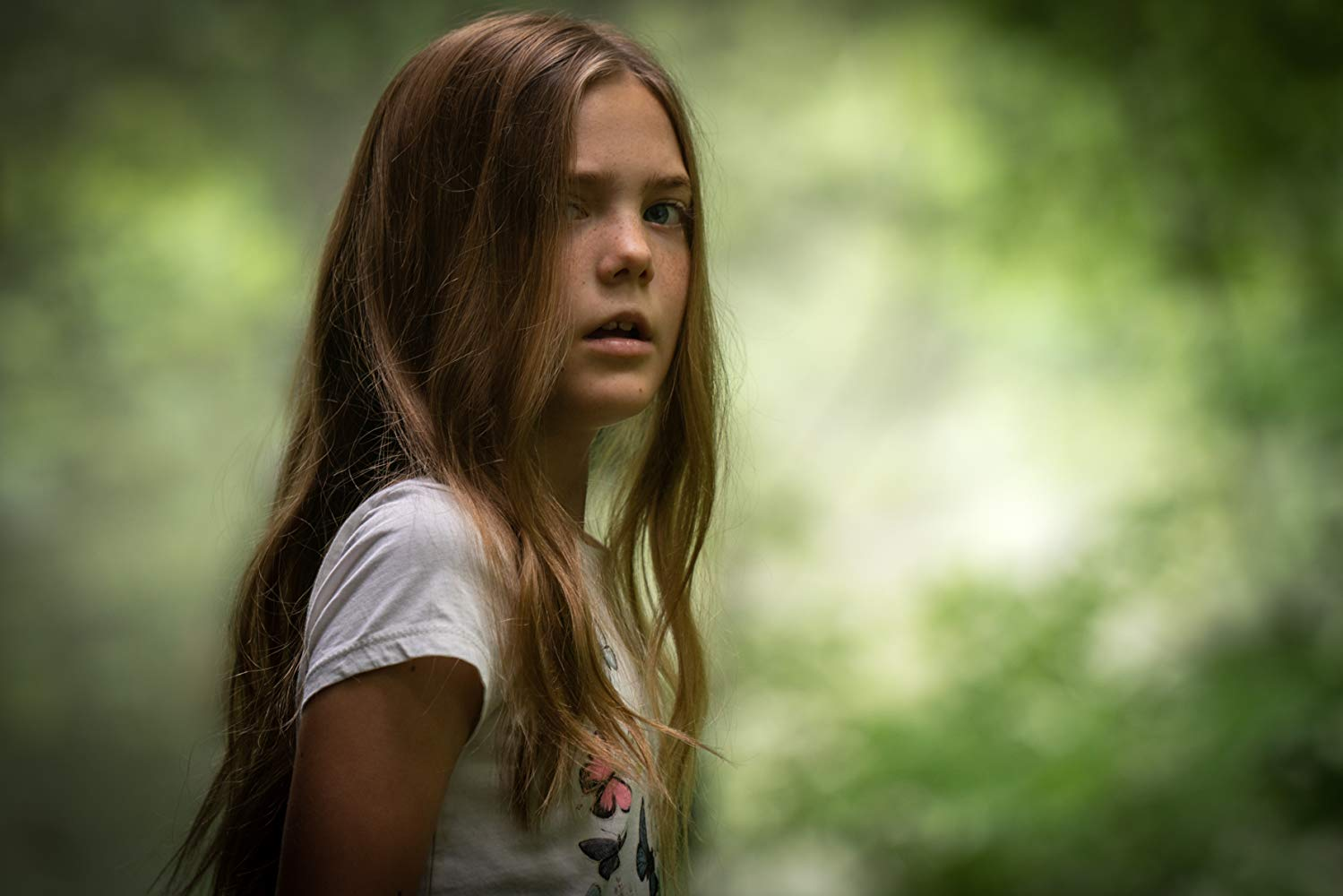 Pet Sematary: Jeté Laurence in un momento del film