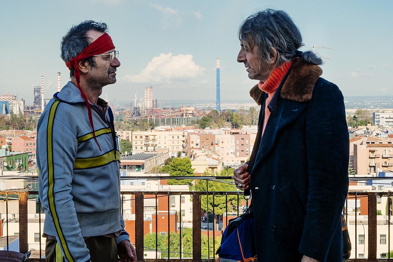 Il Grande Spirito: una scena con Sergio Rubini e Rocco Papaleo