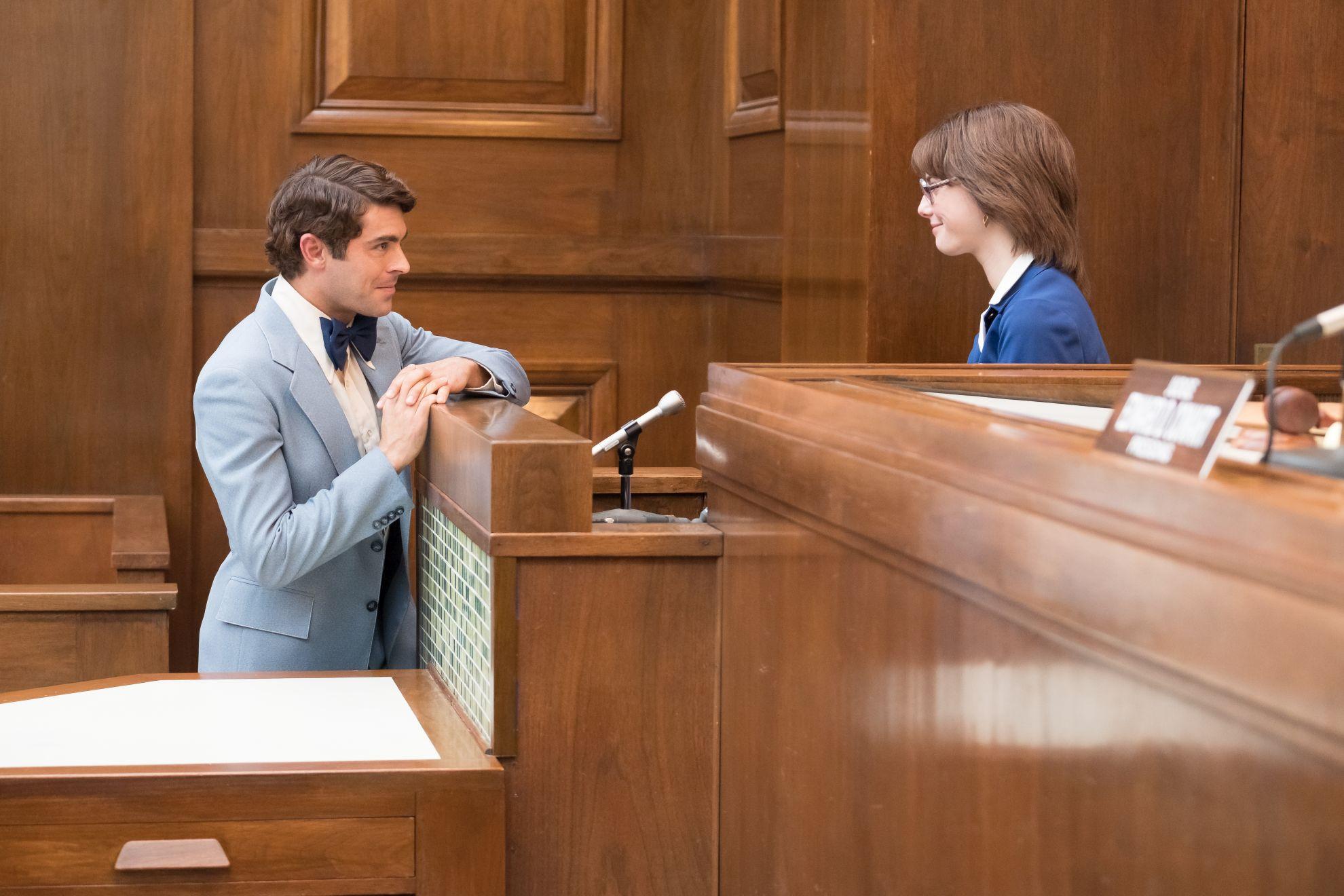 Ted Bundy - Fascino Criminale: Kaya Scodelario e Zac Efron in una scena del film