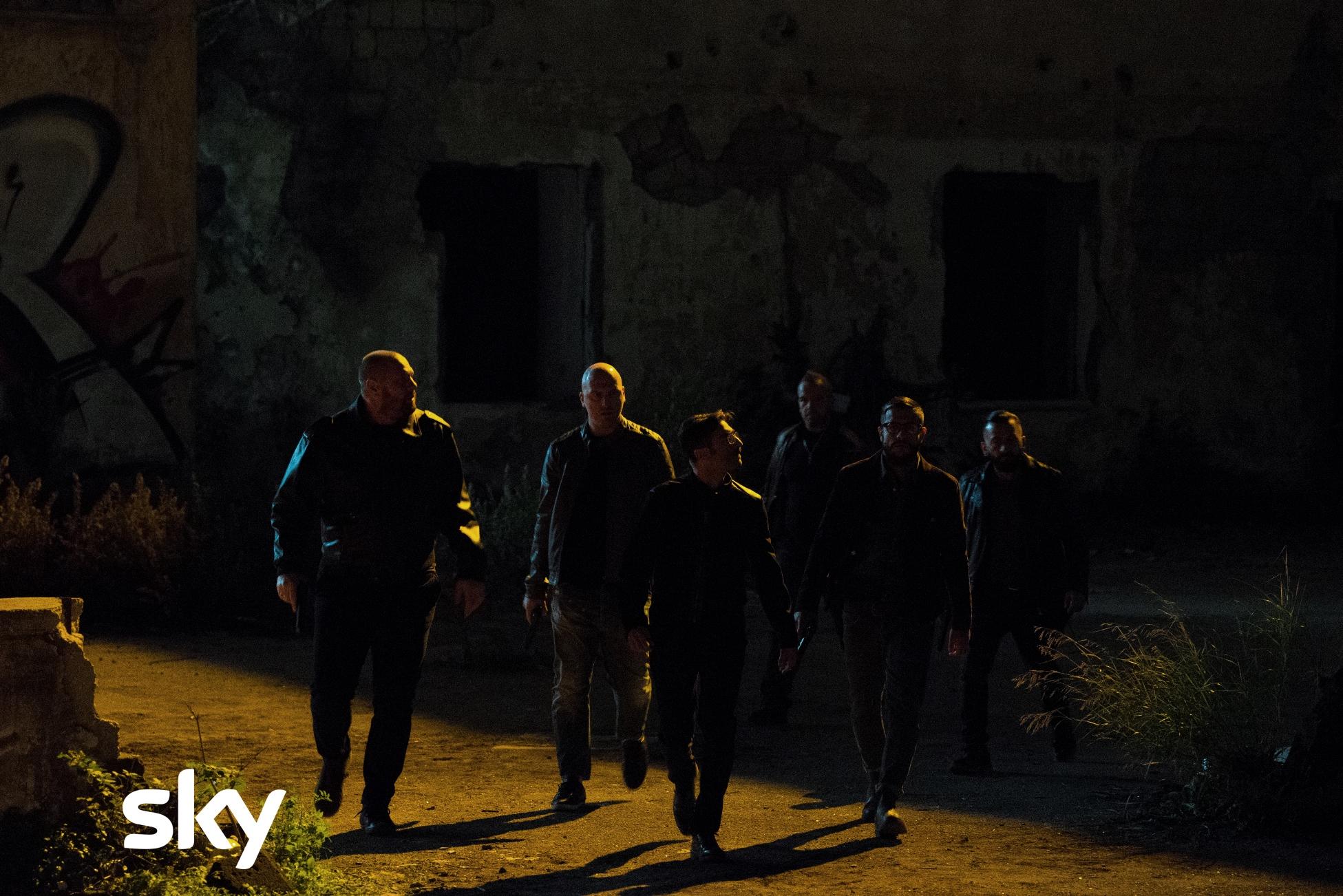 Gomorra La Serie: un'immagine del finale della quarta stagione