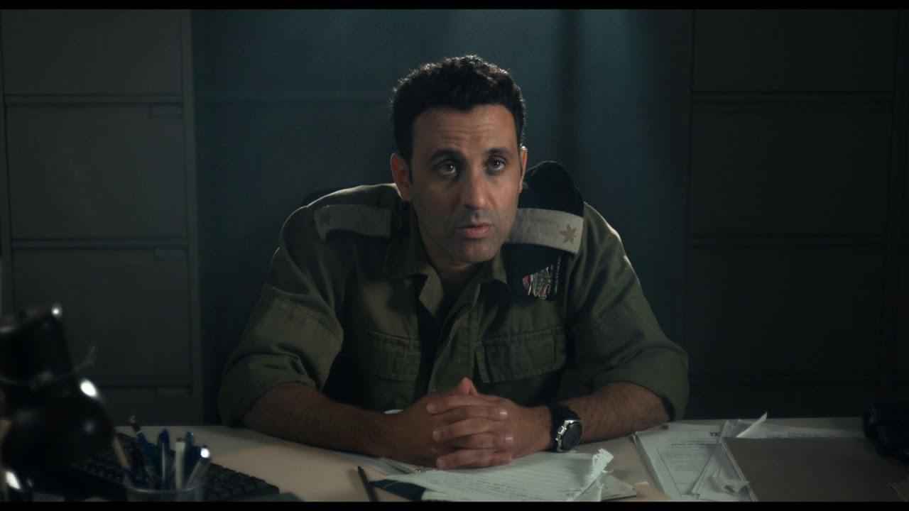 Tutti pazzi a Tel Aviv: Yaniv Biton in una scena