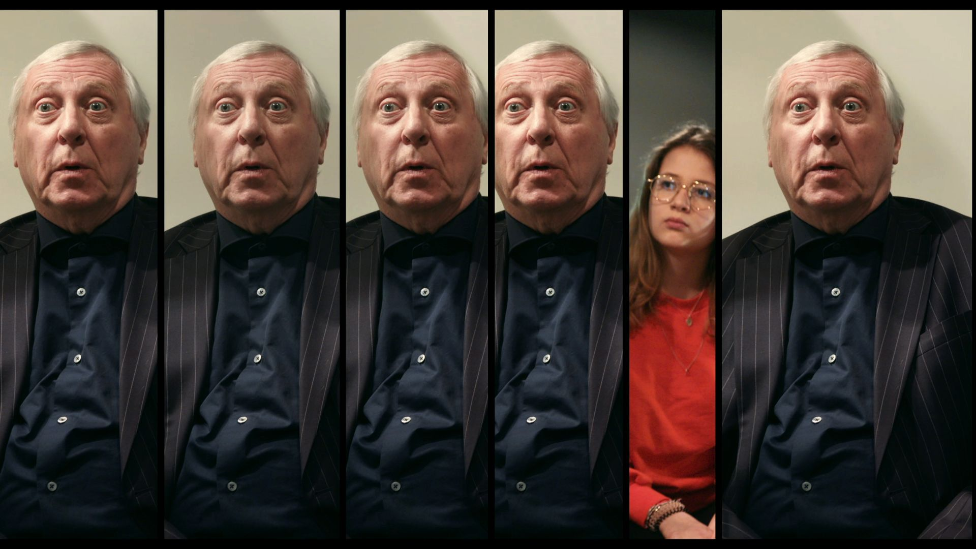 L'alfabeto di Peter Greenaway: un'immagine del documentario