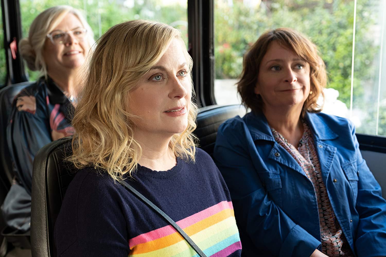 Wine Country: una scena con Rachel Dratch, Amy Poehler, Paula Pell