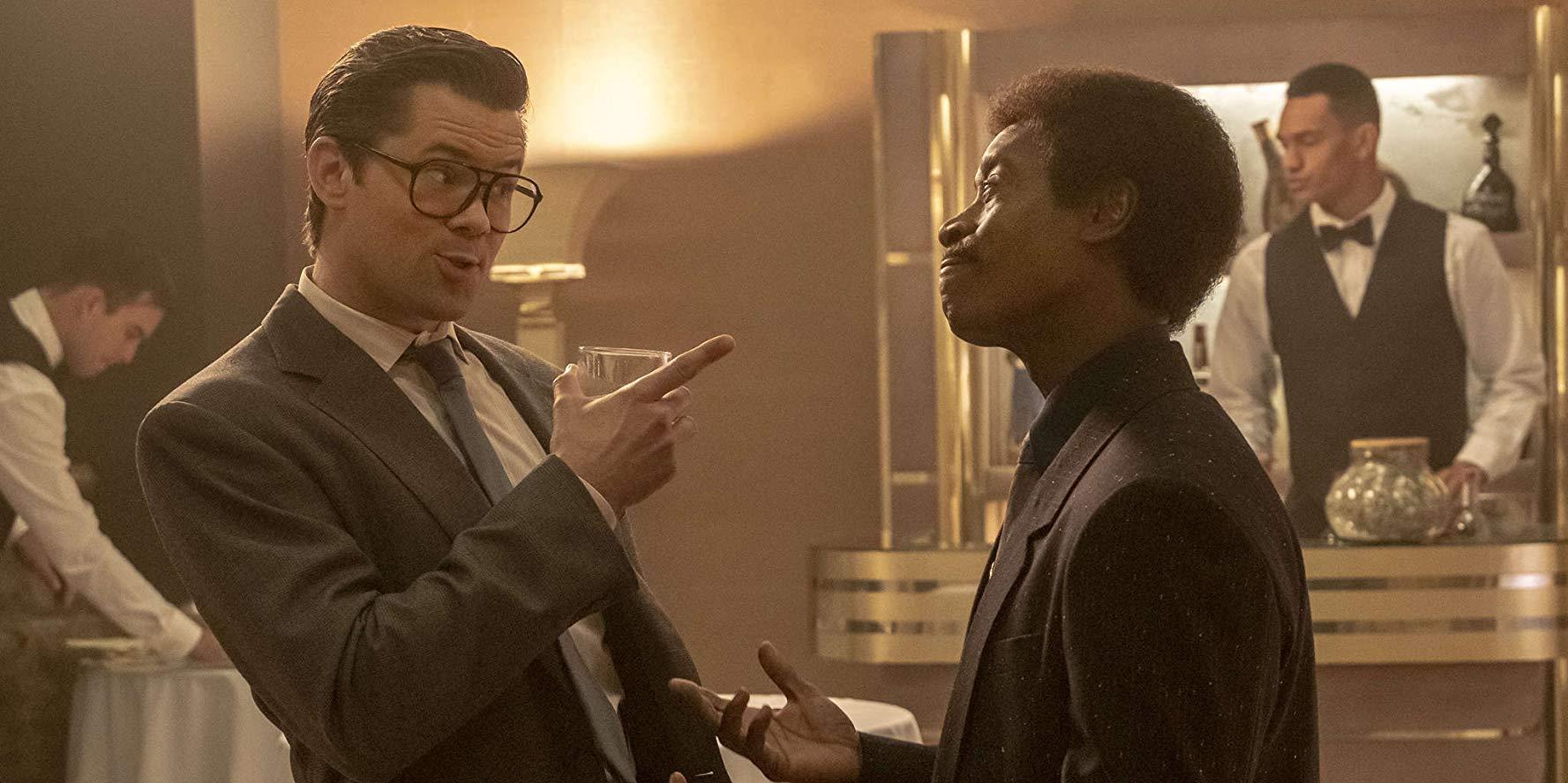 Black Monday: Don Cheadle, Andrew Rannells  in una scena