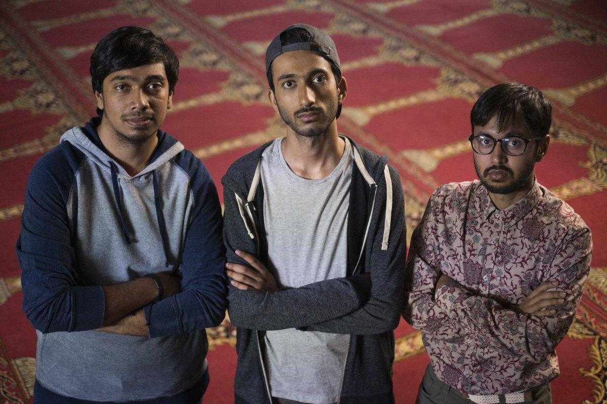Bangla: una scena del film