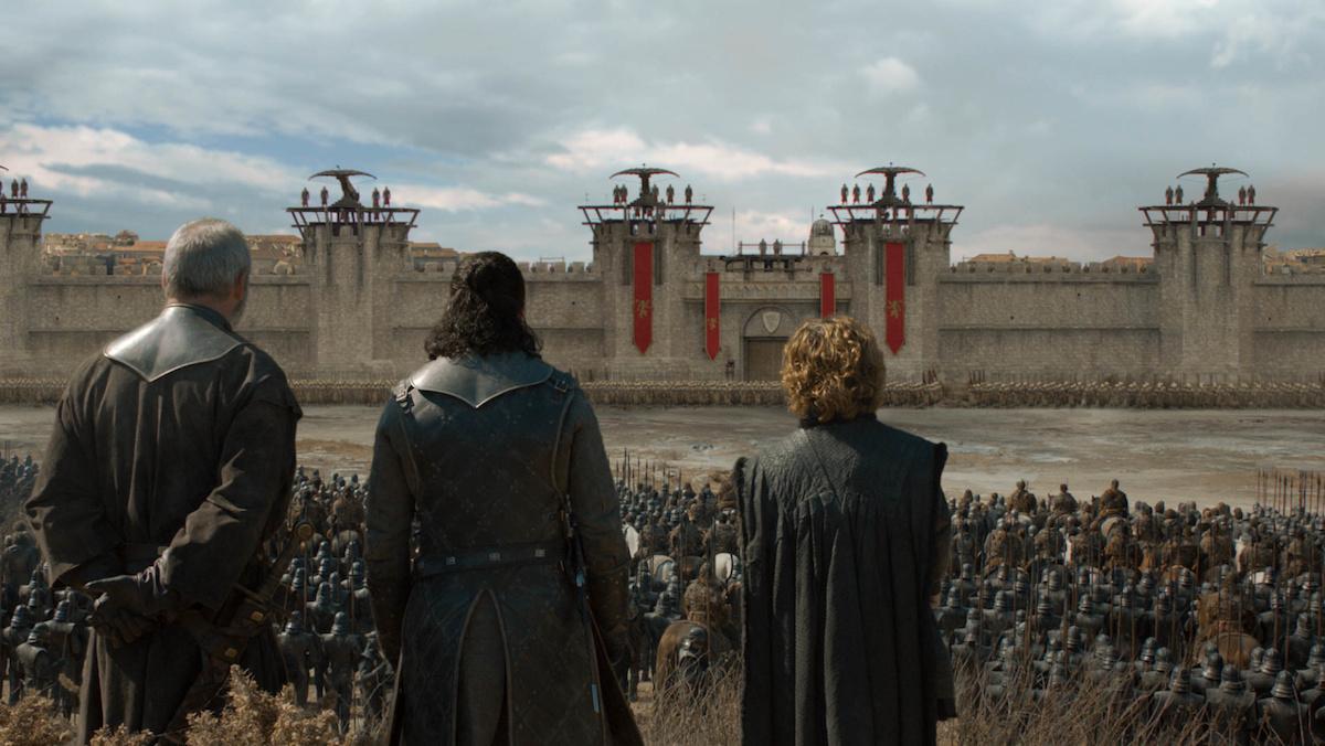 Il Trono di Spade 08x05: una foto dell'episodio