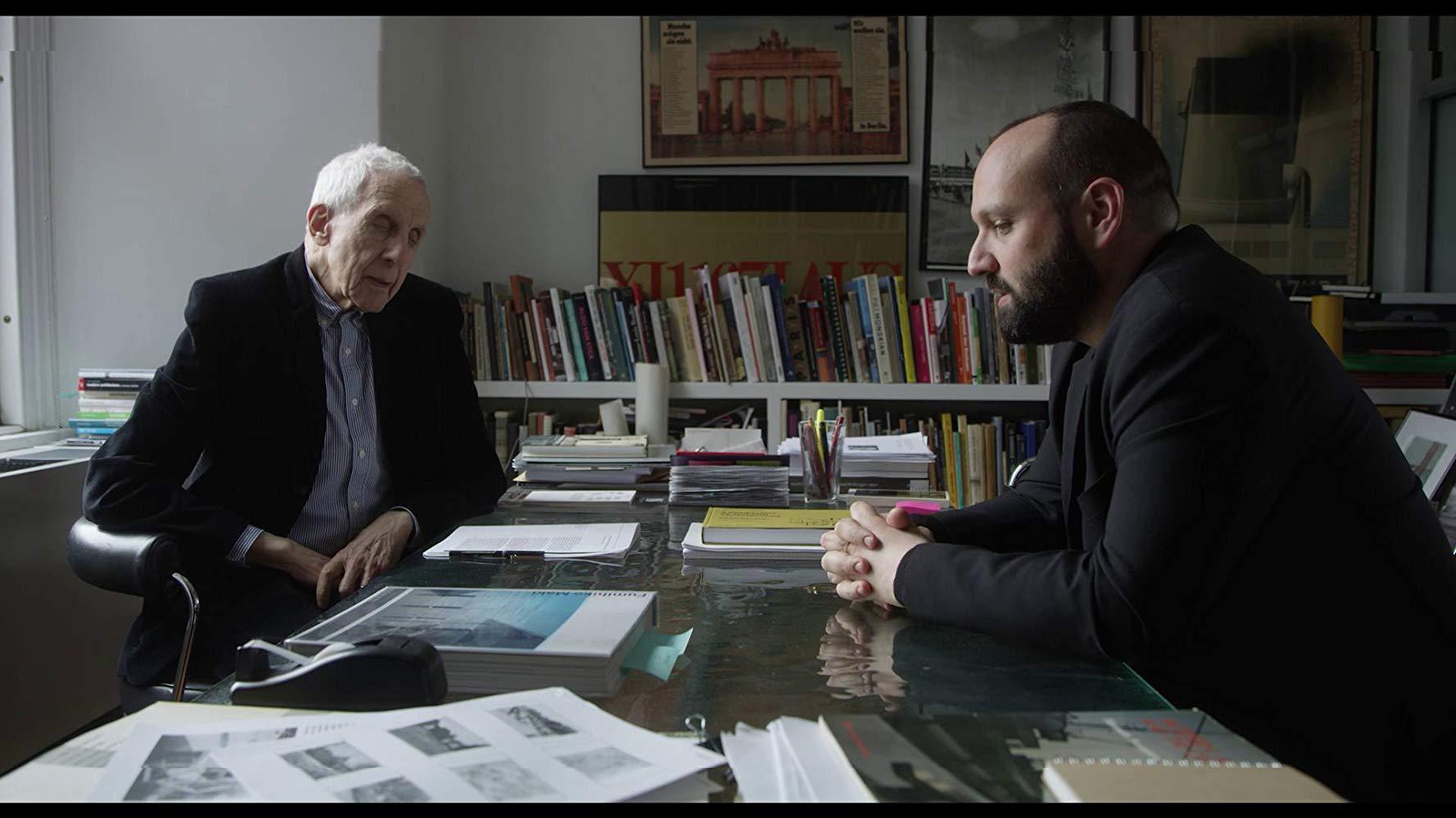 Palladio: una sequenza del documentario