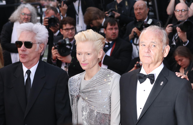 Cannes 2019: Tilda Swinton, Jim Jarmusch sul red carpet di apertura