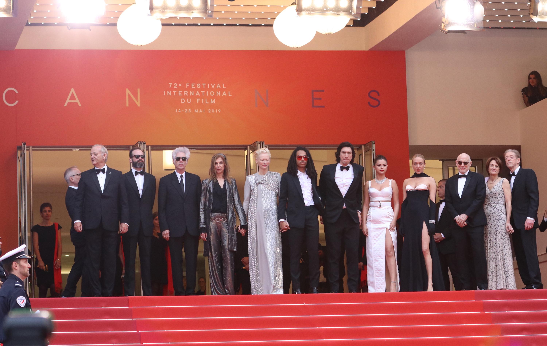 Cannes 2019: Il cast de I morti non muoiono sul red carpet di apertura