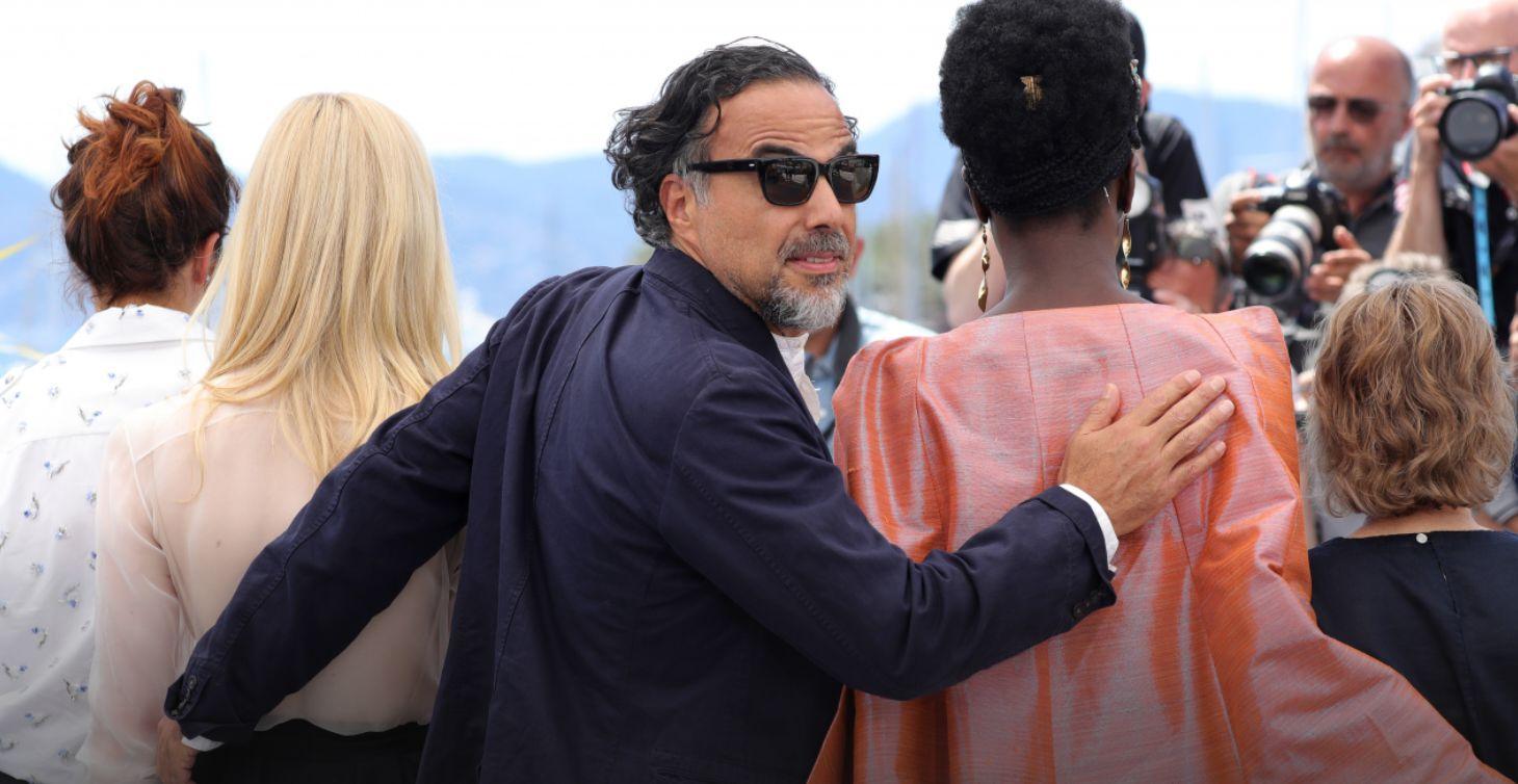 Cannes 2019: Alejandro Gonzalez Inarritu insieme alle sue giurate