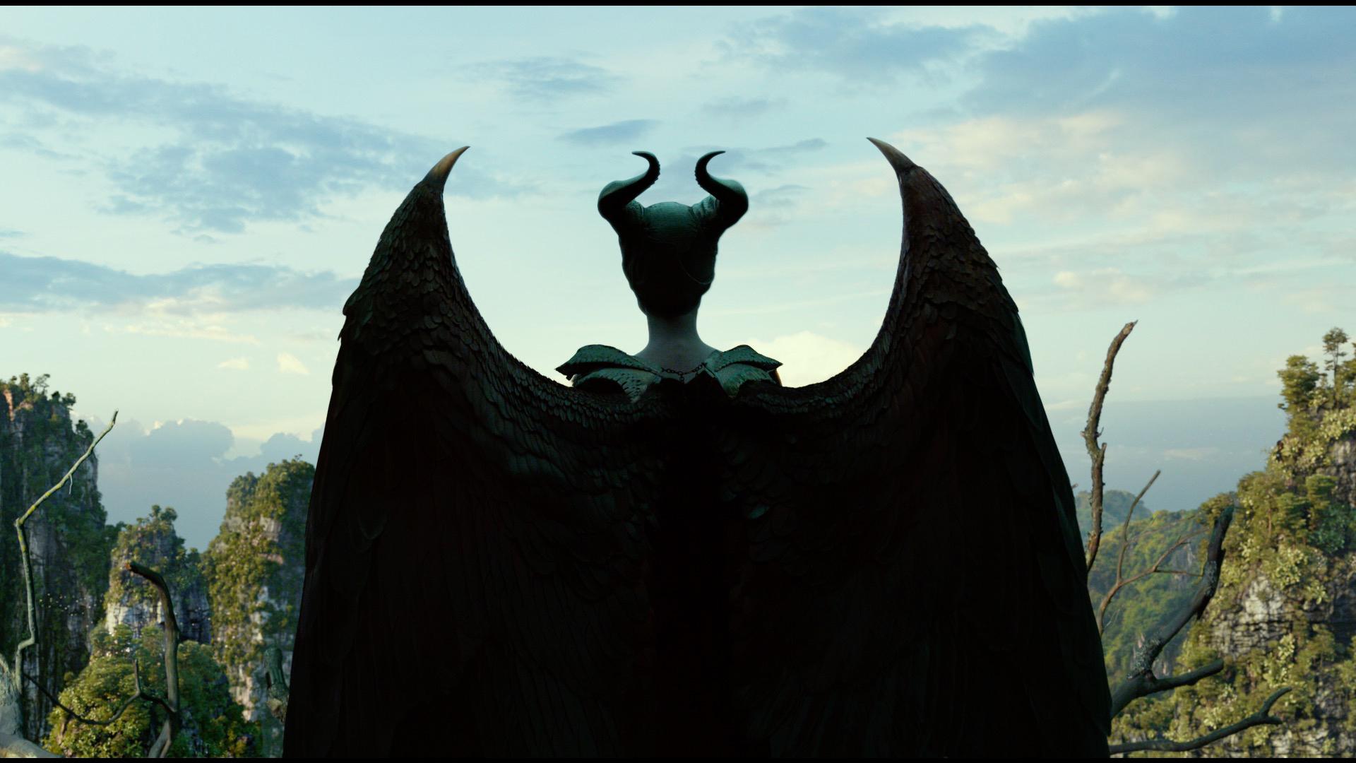 Maleficent: Signora del Male, una scena del film