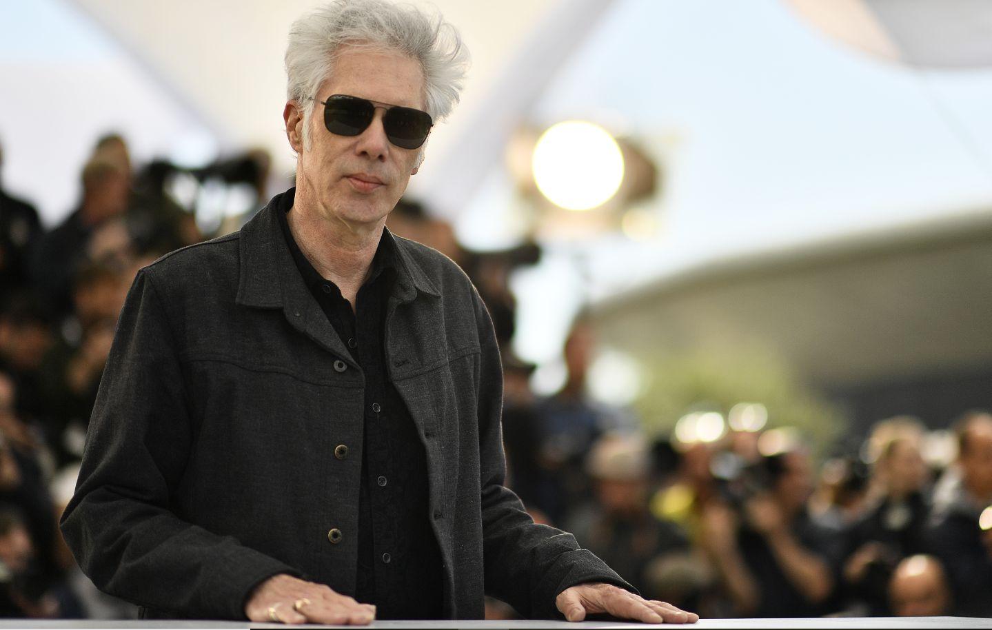 I morti non muoiono, il regista Jim Jarmusch a Cannes 2019