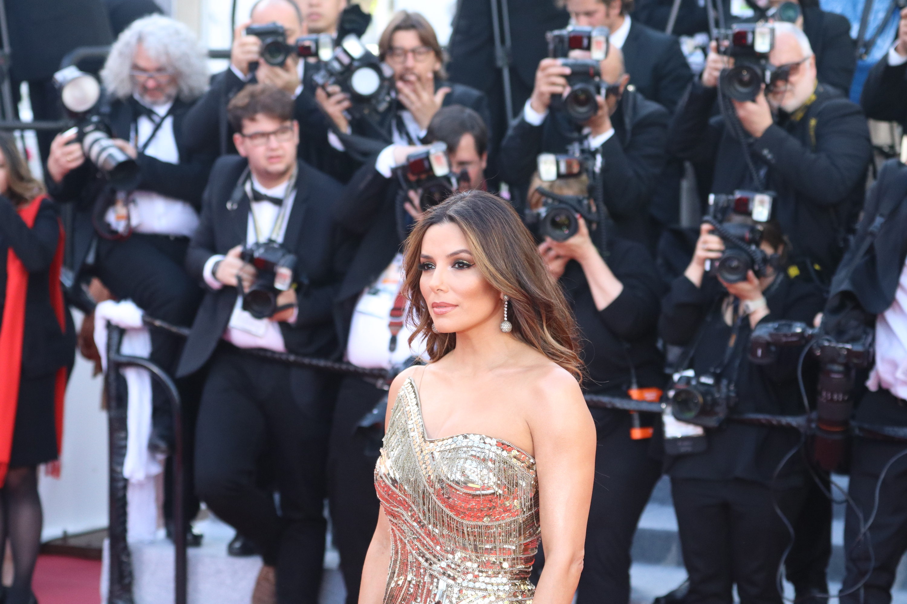 Cannes 2019: Eva Longoria sul red carpet di Rocketman