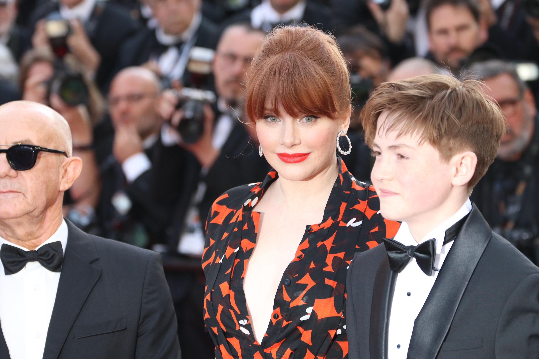Cannes 2019: Bryce Dallas Howard sul red carpet di Rocketman