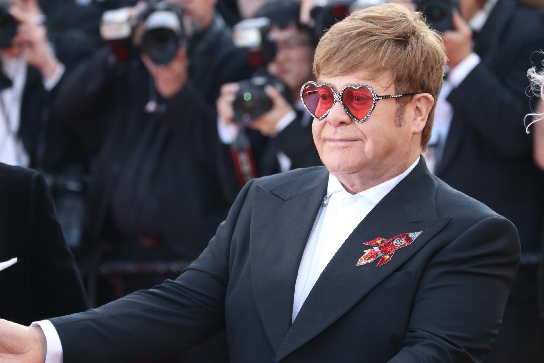 Cannes 2019: Elton John sul red carpet di Rocketman