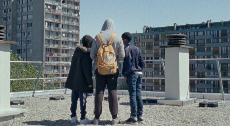Les Misérables: una scena del film di Ladj Ly
