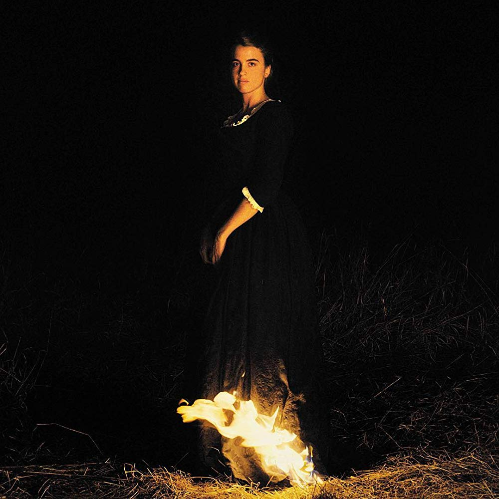 Portrait Of a Lady On Fire: Adèle Haenel in una scena del film