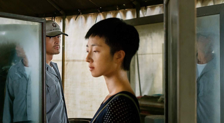 The Wild Goose Lake: Lun-Mei Kwei in una scena del film