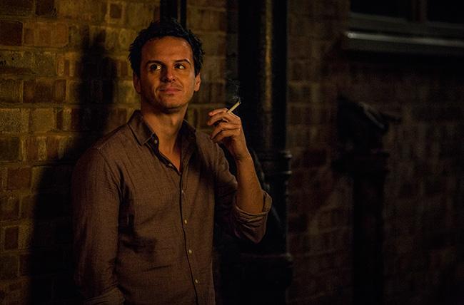 Fleabag: Andrew Scott durante una scena della seconda stagione