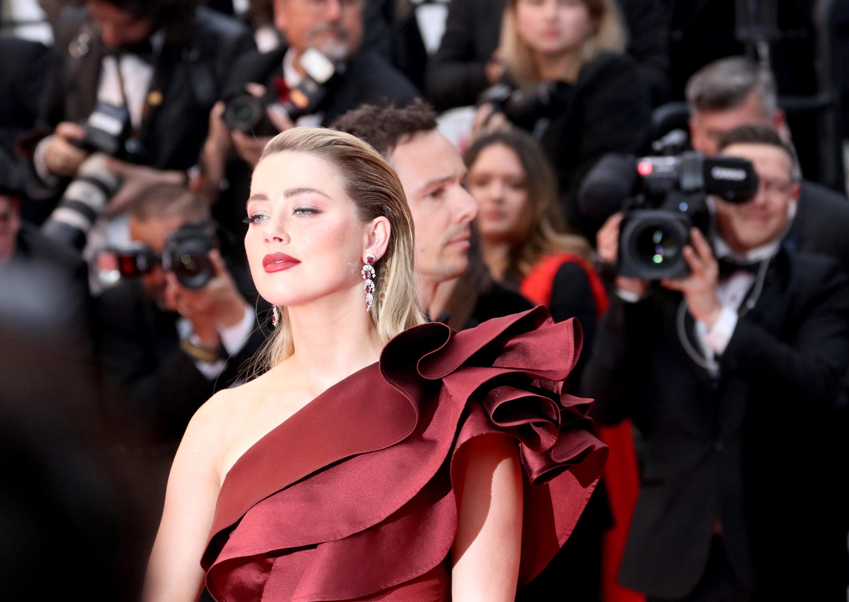 Cannes 2019: Amber Heard sul red carpet di Dolor y Gloria